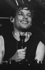 staged | larry stylinson by -WHATCHUMEAN