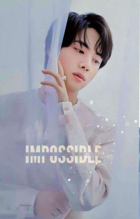 Mr impossible'z angel[Jinkook] by jiiinkook