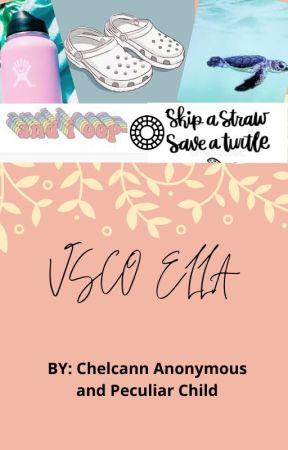 VSCO Ella by Chelcann