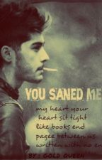 YOU SAVED ME by zeldaxlove-
