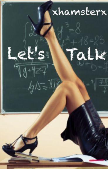 Let's Talk... (GirlxGirl) [TeacherxStudent]