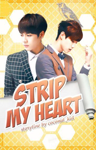 Strip My Heart ( Markson story /AU)