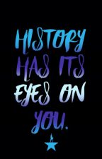 History has its eyes on you ( Hamilton back in time fanfiction) by marymuuu