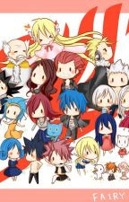 Fairy Tail ((Various x Reader)) by minicchichin
