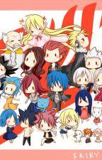 Fairy Tail ((Various x Reader)) by minicchichin
