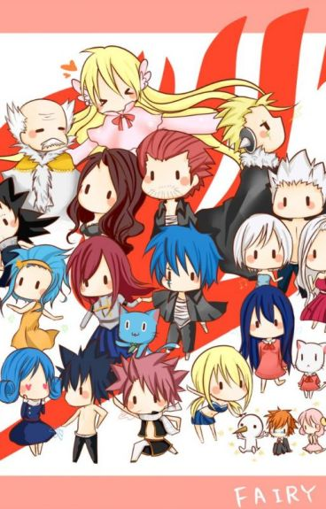 Fairy Tail ((Various x Reader))