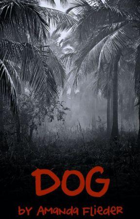 DOG by FliederAmanda