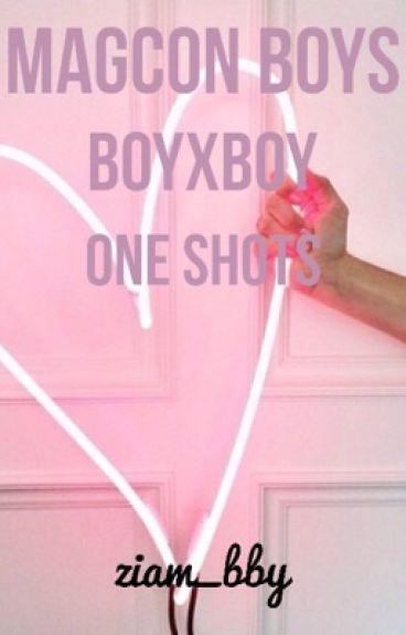 Magcon Boys One Shots(BoyxBoy)