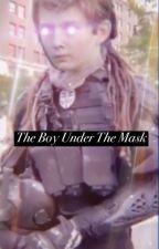 THE BOY UNDER THE MASK: Barron Trump x Reader by bibblestan420
