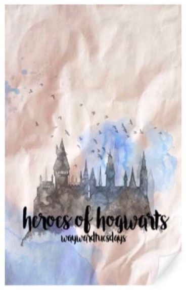 Heroes of Hogwarts ▸ Percy Jackson and Harry Potter Crossover