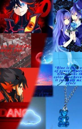 The glitch || a filler story || kill la kill x reader by FantaStar9