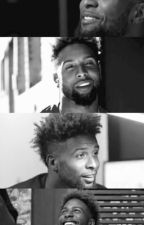 Catch Me If You Can (Odell Beckham Jr Fanfic) by TyShawnnaWilliams