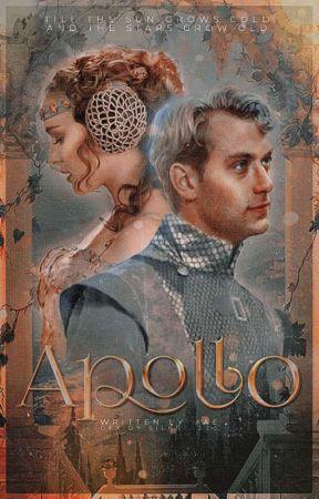 Apollo ━━ Padmé Amidala by alderaans
