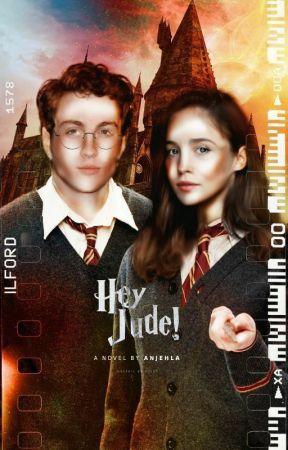 Hey Jude! ─ James Potter by mandalorians