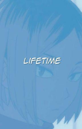 LIFETIME | KUROKEN by onigiriree