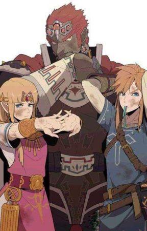 Fun with Zelda by rebellionleader2020