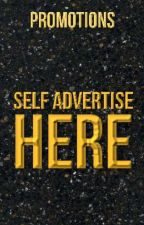 SELF ADVERTISE HERE by promotions