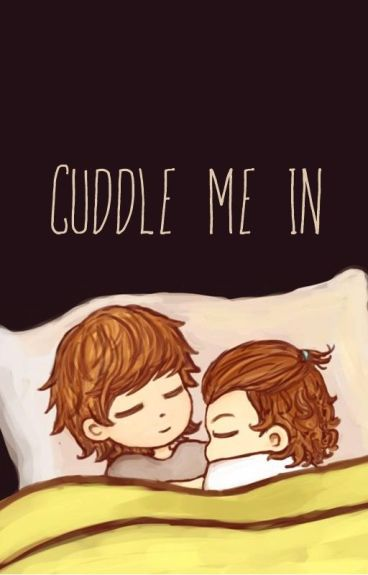 Cuddle me in {Larry Stylinson One Shot}
