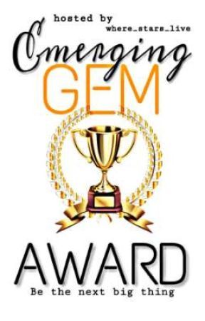 Emerging Gem Award by where_stars_live