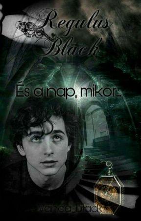Regulus Black és nap, mikor... by Vanda_Black