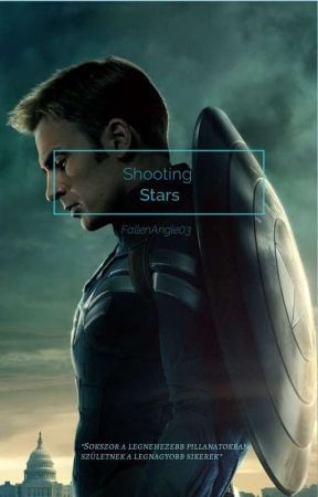 Shooting stars - Captain America ✔️ by FallenAngle03