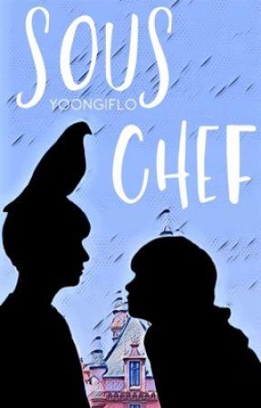 Sous Chef   TK by yoongiflo