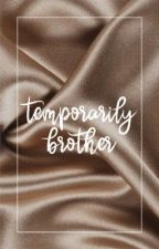 temporarily brother | seungjin✔️ by scvngjin
