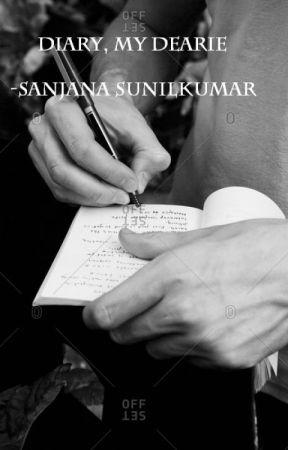 Diary, my dearie by Sanjana_Sunilkumar