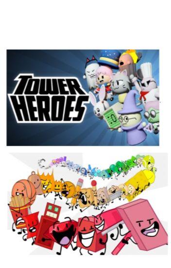 Roblox Bfdi Woody Bfb X Roblox Tower Heroes Snowbloxian Wattpad