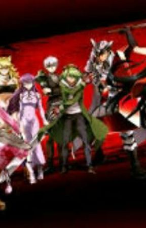 Akame ga kill: 30 day Challenge by FateGrand-overseer