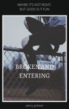 Broken and Entering ( percy jackson ) by solivagant624