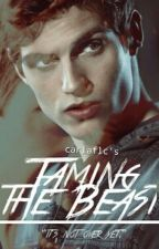 Taming the Beast ➹ Isaac Lahey by carlaflc