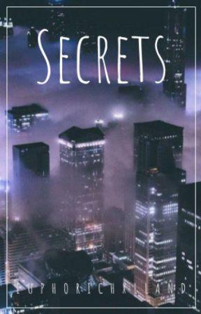 secrets || p.p. by euphorichxlland