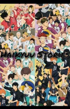 Haikyuu Stories  by Zestytsuki