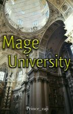 Mage University (On Going) by Prince_zaji