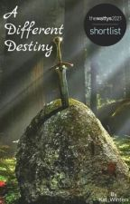 A Different Destiny / Merthur  by Kat_Winters