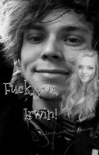 Fuck you, Irwin! ~ Ashton Irwin by In_love_with_a_band