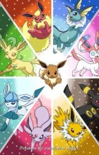 Pokemon the eeveelution shifter. by CourtneyRawlinson