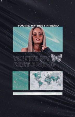 You're My Best Friend ― 𝐇. 𝐒𝐓𝐘𝐋𝐄𝐒 by sebasstan