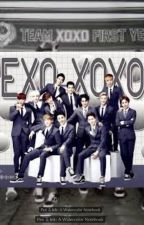 You're my XOXO L.O.V.E (EXO Fanfic) by cheiinese