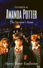 Amanda Potter and the Sorcerer's Stone by katarinalovestowrite