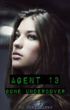 Agent 13 by CheyVines