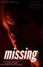 MISSING - مَفقُود by SANDRA_CY