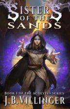 Sisters of the Sands 💋 QUADRILOGY 💋 by JamesVillinger