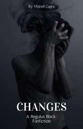 CHANGES : Regulus Black by MishellCapra