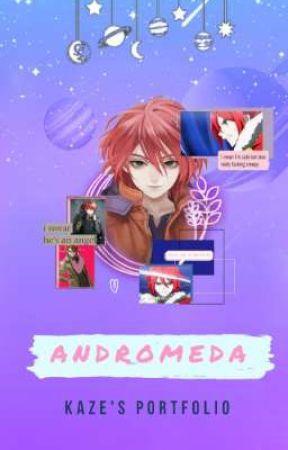 Andromeda || Portfolio by _-Angelic_Demon-_