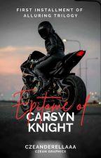 Falling Unexpectedly With Carsyn Knight by ChantalZarinaAbaya