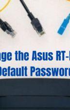 Asus RT-N66u Default Password by johnnmichel