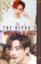 The Alpha's Wild Donna - MarkGun by TinselTea