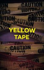 Yellow Tape by ehlaayy